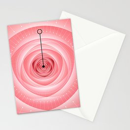 It's a long way to the top Stationery Cards