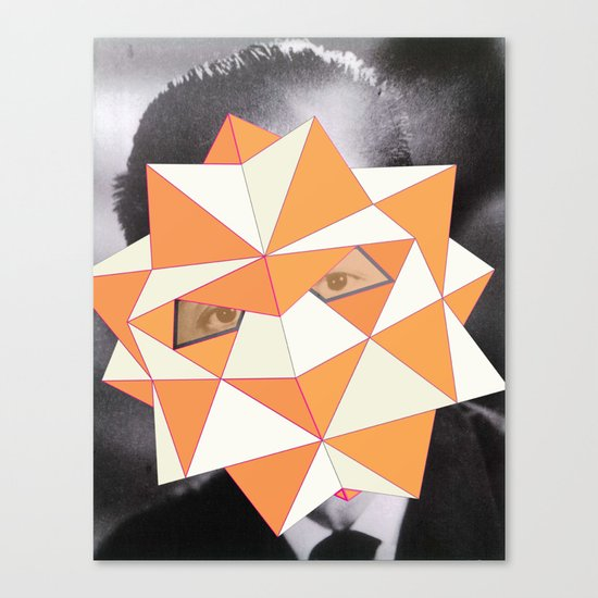 Stratos Canvas Print