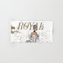 Lilly Royal Hand & Bath Towel