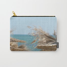 The Black Sea Coast, Varna,Bulgaria, 'Summer 's not over yet' Carry-All Pouch