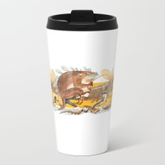 Modern Life Metal Travel Mug