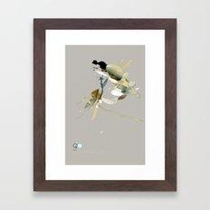 IZN Framed Art Print