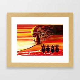 Jax Teller SOA Framed Art Print