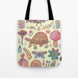 Et coloris natura VII Tote Bag