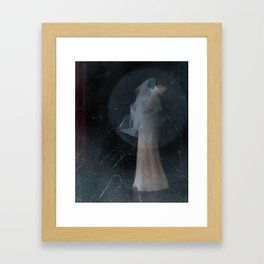 Centered Framed Art Print