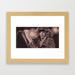 Bop Till You Drop Framed Art Print