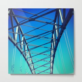 Take me over Metal Print