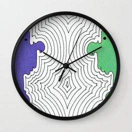 facing you Wall Clock