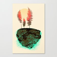 Nature Anthem Canvas Print