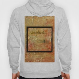 Simplicity by Kathy Morton Stanion Hoody