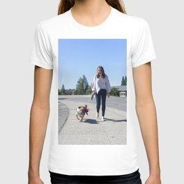 Dog by Clayton Cardinalli T-shirt