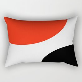Abstract - I'm attracted to you' Rectangular Pillow