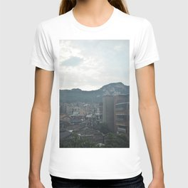 Overlooking Seoul T-shirt