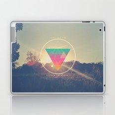 Seek Them Like Hidden Treasure - Proverbs 2:4 Laptop & iPad Skin