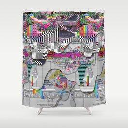 mega Shower Curtain
