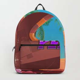 Persia Palace Backpack
