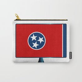 Tennessee Flag TV Carry-All Pouch