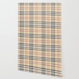 red line patter Wallpaper