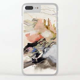 Day 73 Clear iPhone Case