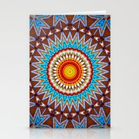 drums Stationery Cards featuring african drums by Ammar ZABOUN