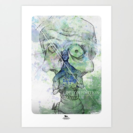 The good Art Print