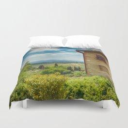 San Gimignano, Tuscany, Italy Duvet Cover
