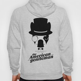 Boston Terrier: The American Gentleman. Hoody