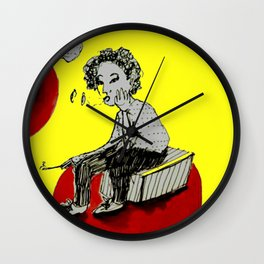 THE SMOKING ROOM IN JAPAN Wall Clock