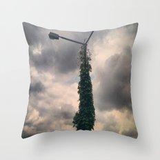 Light Post Throw Pillow