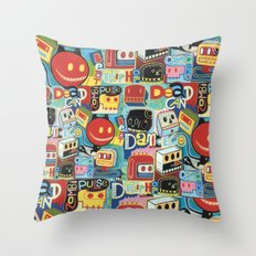 Dead can dance  Throw Pillow