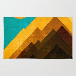 Hills of Desert Rug