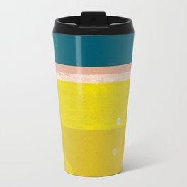 Sisi_ 3 abstract art Travel Mug