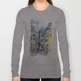 Porta Soprana Long Sleeve T-shirt