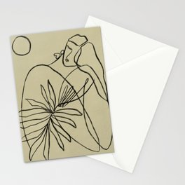 Summer lines V|| Stationery Cards