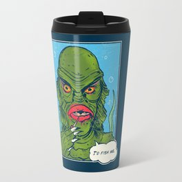 The Sultry Lagoon Travel Mug