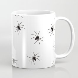 Spiders | Arachphobia | Happy Halloween | Gothic love | Bugs Coffee Mug