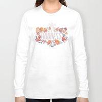 goddess Long Sleeve T-shirts featuring Goddess by Jillian Adel