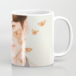 flutter by, fly high [lee jongsuk] Coffee Mug