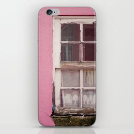 My lonely window iPhone Skin
