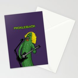 Pickleback Stationery Cards