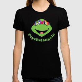 Psychelangelo - The Lost Ninja Turtle T-shirt