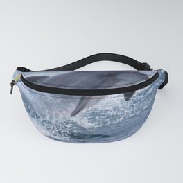 Bottenose dolphin Fanny Pack