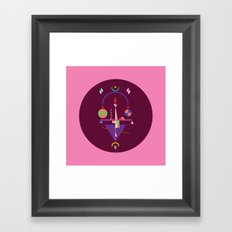 NaN Framed Art Print