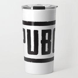 PUBG Travel Mug