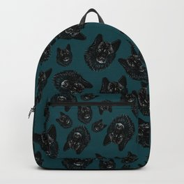 Totem Romeo the wolf Backpack