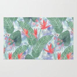 Tropical pattern 4 Rug