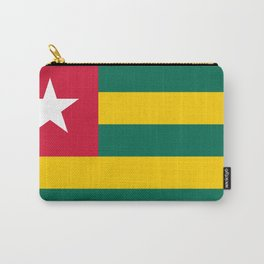Togo Flag Carry-All Pouch