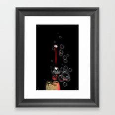 Bubblezon Framed Art Print