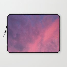 Color Bomb Sunset Laptop Sleeve