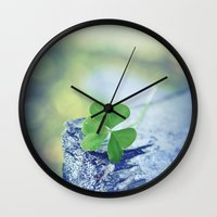 irish Wall Clocks featuring iRISH by Love2Snap